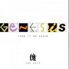 Genesis-Turn It on Again-The Hits CD 18 tracks International Pop best of NUOVO