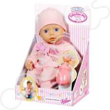 My First Baby Annabell Doll in Pink Outfit & Feed Bottle by Zapf Creation