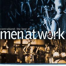 Men at work: Contraband-The Best of Men at Work/CD-NUOVO
