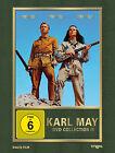 Karl May WINNETOU Parte 1 2 3 Antico Shatterhand PIERRE BRICE DVD COLLEZIONE