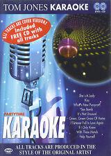 Tom Jones : Partytime Karaoke (DVD + CD)