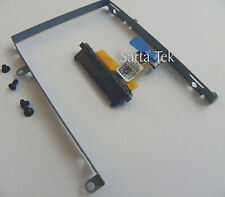 Dell Studio XPS 1340 HDD Bracket H158F With New Cable K673D  or H628F