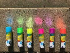 Kreidespray Sprühkreide Farbig Markierspray Spray Kreide Markierungsspray 160ml
