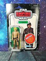 Star Wars Kenner Retro Collection - Luke Skywalker (Bespin) Figure