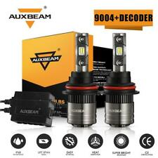 AUXBEAM 9004 HB1 LED Headlight for Ford F-150 F-250 F-350 1987-1991 Hi Low Beam