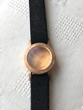 Boitier Et Bracelet Montre Lip Plaqué Or Vintage 1515