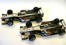 McLaren MP4-13 &  Mclaren MP4-14  Hakkinen / Coulthard Minichamps F1  1.18 scale