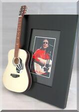 JOHN LENNON Miniature Guitar Frame Martin D-28 75th Anniversary Beatles