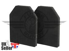 SAPI Dummy Ballistic Plate Set for Airsoft Tactical Vest / Plate carrier