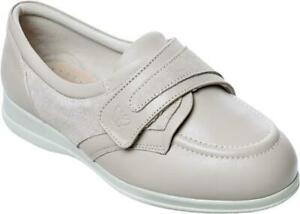 Cosyfeet Extra Roomy Debbie Womens Casual Shoe 3 Colours 6E Fitting UK 3 or 3.5