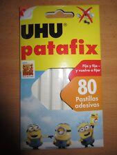 Masilla Patafix pastillas Adesivas UHU