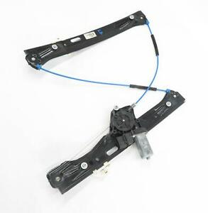Front Right Passenger Side Power Window Regulator Without Motor for BMW F30 F31 320i 328i 335i 340i xDrive 330e M3