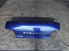 Subaru Impreza Turbo classic GC8 1993-01 95H blue tailgate bootlid spoiler boot