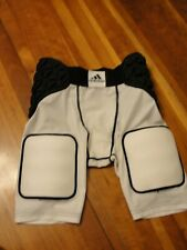 Youth Adidas Football Compression Shorts Padded