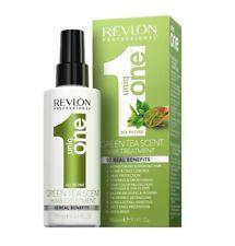 Revlon Uniq One Thé Vert parfum Cheveux Traitement 150 ml