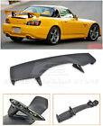 For 00-09 Honda S2000 JDM CR Style ABS Plastic Rear Trunk Lid Wing Spoiler