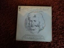 Leopold Stokowski Stokowski dirige Bach Vinilo Lp álbum Odisea y 33228 en muy buena condición +/en muy buena condición