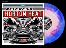 REVEREND HORTON HEAT Rev LP on STARBURST VINYL New SEALED Colored /330