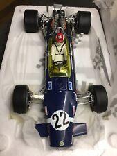 Exoto 1/18  Lotus-Ford  49B # 22Jo Siffert Winner British GP 1968