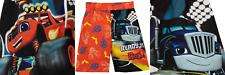 18-24 Mths Blaze & The Monster Machines Official Boys Swim Board Shorts kids NEW
