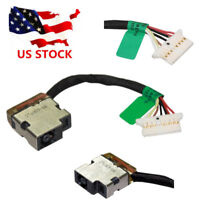DC AC IN POWER JACK CABLE HARNESS  FOR HP envy 15-w155nr 15-w158ca 15-w181nr USA