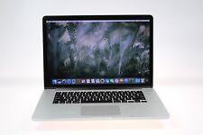 "Apple Macbook Pro Retina Laptop 15.4"" 2.7 - 3.7Ghz Turbo i7  16GB RAM~ 512GB SSD"