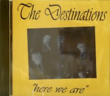 THE DESTINATIONS 'Here We Are' - 15 Doo Wop Tracks