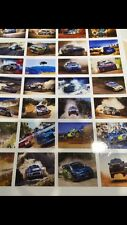 1/18 diorama RALLY CAR POSTERS garage posters 0029