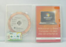 Microsoft Windows 7 Ultimate - 32Bit - SB/OEM mit DVD - Deutsch -