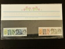 Royal Mail Mint Stamps Sixtieth Birthday of The Queen  Presentation Pack 170
