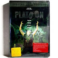 Platoon (Dvd, 1986, Widescreen Special Ed) Brand New! Willem DaFoe Tom Berenger