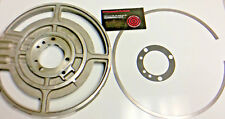 E4OD 4R100 Machined Aluminum Center Support Plate & Sonnax Snap Ring Update Kit