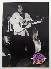 ELVIS, THE KING,   1992 THE ELVIS COLLECTION #631 CARD