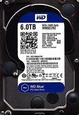 "New WD BLUE WD60EZRZ 6TB Internal 3.5"" Desktop Hard Drive"