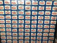PICK Baseball Vending Box BBCE Authenticated FASC 1982 83 84 85 86 87 88 89 90 1