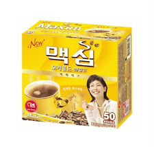 Maxim Mocha gold mild Korean instant coffee mix 50 sticks (more than 12 month)