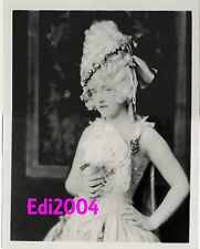 MARION DAVIES Vintage Original 11X14 DBLE-WGT Photo 1924 ALFRED CHENEY JOHNSTON