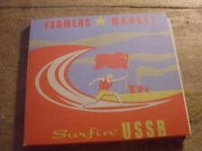 Farmers Market - Surfin' USSR [CD Album] 2008