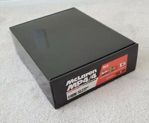 1/12 MODEL FACTORY HIRO McLAREN MP4/4 SUPER KIT n bbr make up cmc amr tamiya gmp
