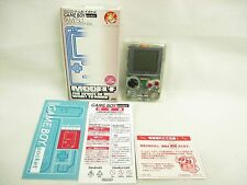 FAMITSU Skeleton Game Boy Pocket Console MINT Limited MGB-001 Tested JP 1735 gb