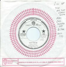 Lorraine Ellison:Stay with me/I got my baby back:US Warner Bros DJ