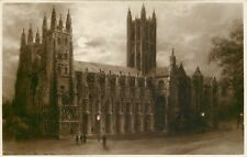 s06286 Cathedral, Bristol, England RP postcard unposted