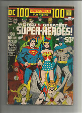 Dc 100 Page Super Spectacular #6 Grade 6.0 Bronze Age find! Neal Adams cover!