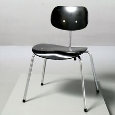 1 (von 3) Stuhl SE 68 SU, Wilde+Spieth, Egon Eiermann SE68, Chair schwarz 9587