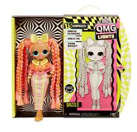 LOL Surprise Dolls OMG LIGHTS - DAZZLE  Fashion doll with 15 Surprises