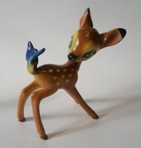 Disney's Bambi, vintage figurine by American Pottery (Shaw)