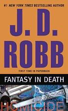 BUY 2 GET 1 FREE Fantasy in Death 30 by J. D. Robb (2010, Paperback)