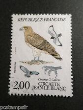 FRANCE 1984, timbre 2338, ANIMAUX, OISEAUX, CIRCAETE, oblitéré, BIRD STAMP