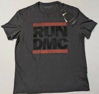 John Varvatos Ltd Edition Legendary Rock Icon Collection Run DMC Men's XL NWT