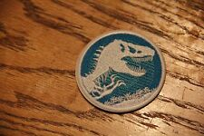 JURASSIC WORLD Employee Patch